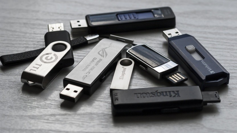 USB-Sticks können Images enthalten, die Bluescreens verursachen.