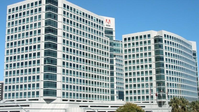 Adobes Hauptquartier