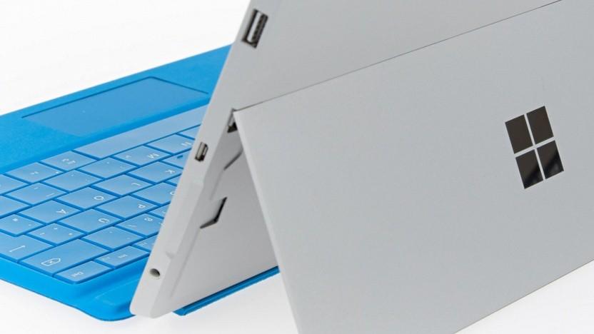 Ein älteres Surface 3