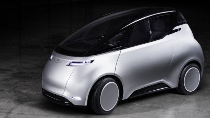 Elektroauto Uniti One: kein Auto zum Rasen