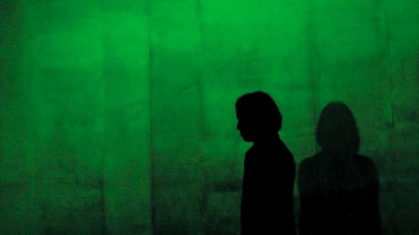 Filmszene aus der Doku The Cleaners