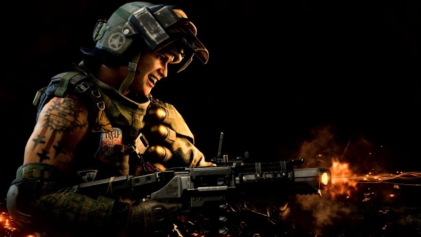 Artwork von Call of Duty: Black Ops 4