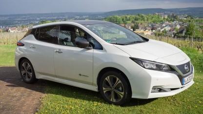 Nissan Leaf: Design dem europäischen Geschmack angepasst