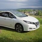 Nissan Leaf: Wer braucht schon ein Bremspedal?