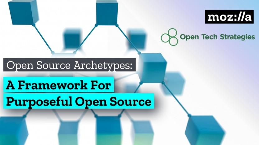Der Strategieleitfaden von Mozilla stellt zehn Archetypen von Projekten vor.
