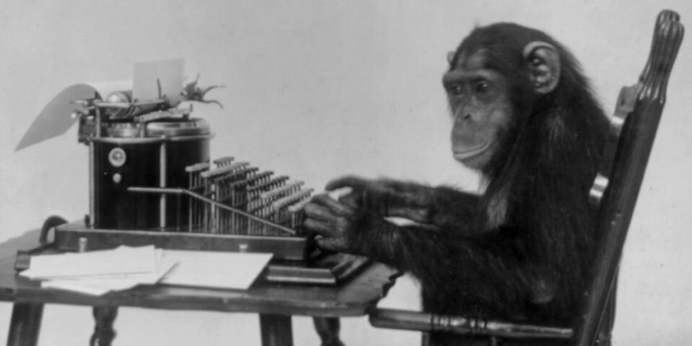 EU-Urheberrechtsreform: Wie die Affen auf der Schreibmaschine