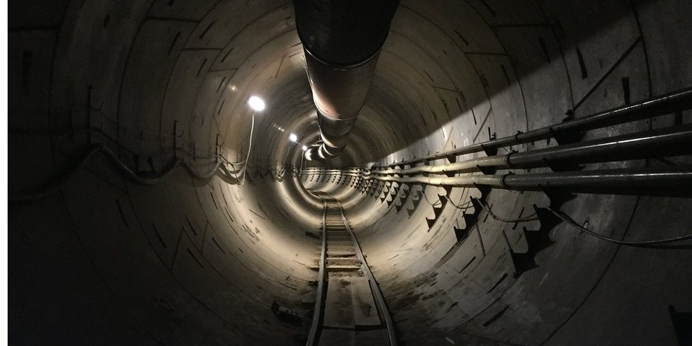 Boring Company: Tunnel in Rekordschneckentempo graben