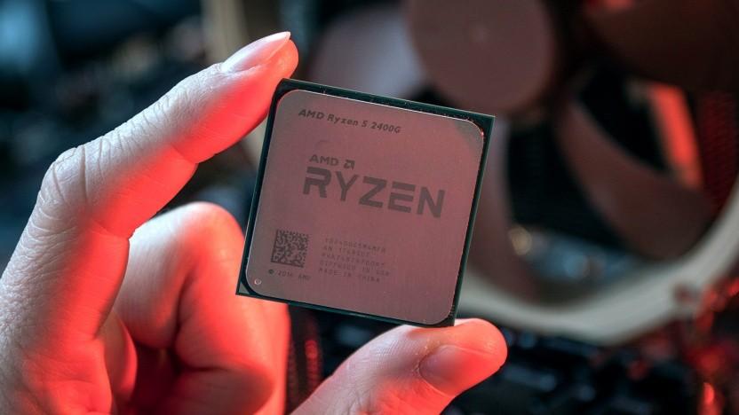 Ryzen 5 2400G alias Raven Ridge