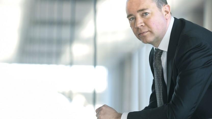 Ralph Dommermuth, Chef von United Internet