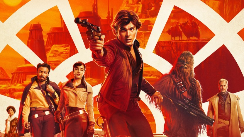 Solo: A Star Wars Story - Filmposter