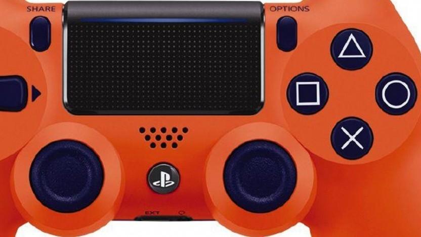 Spezialausgabe des Playstation-4-Gamepads