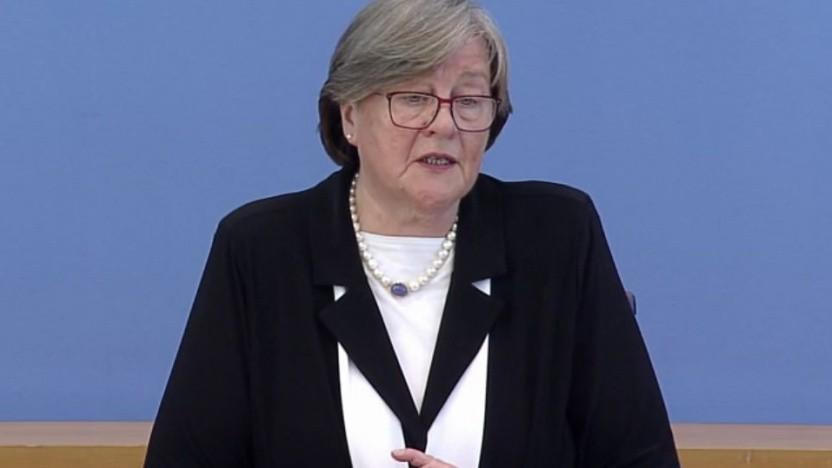 Die Bundesdatenschutzbeauftragte Andrea Voßhoff verteidigt die neue Datenschutzverordnung.