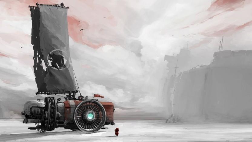 Artwork von Far: Lone Sails