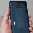 U12+ im Hands On: HTC setzt auf drückbaren Rand und Dualkameras