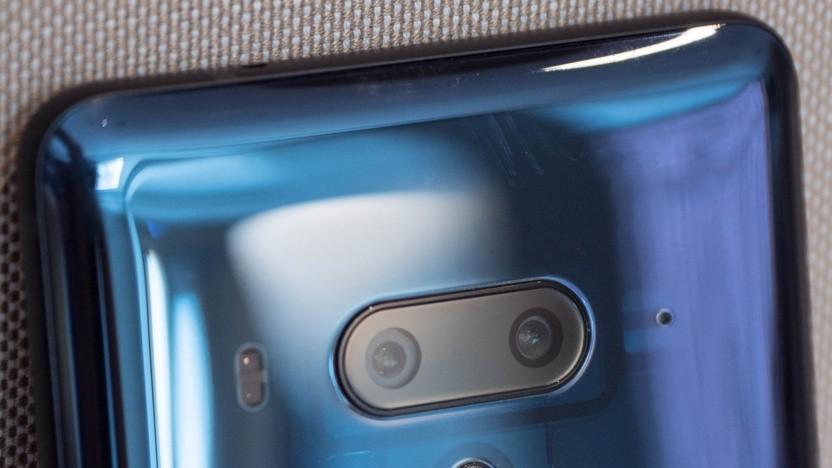 Die Dualkamera des HTC U12+