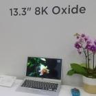 Notebook: BOE zeigt 13,3-Display mit 8K-Auflösung