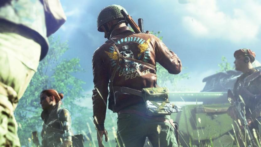 Artwork von Battlefield 5