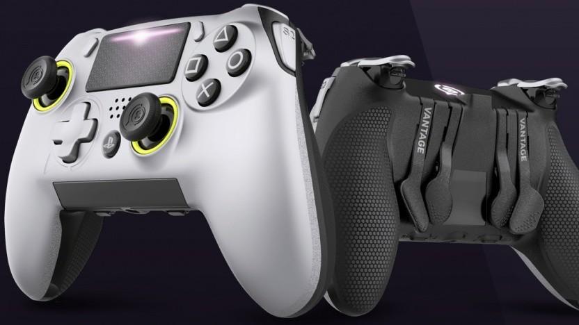 Der Scuf Vantage erscheint im August 2018 für die Playstation 4.