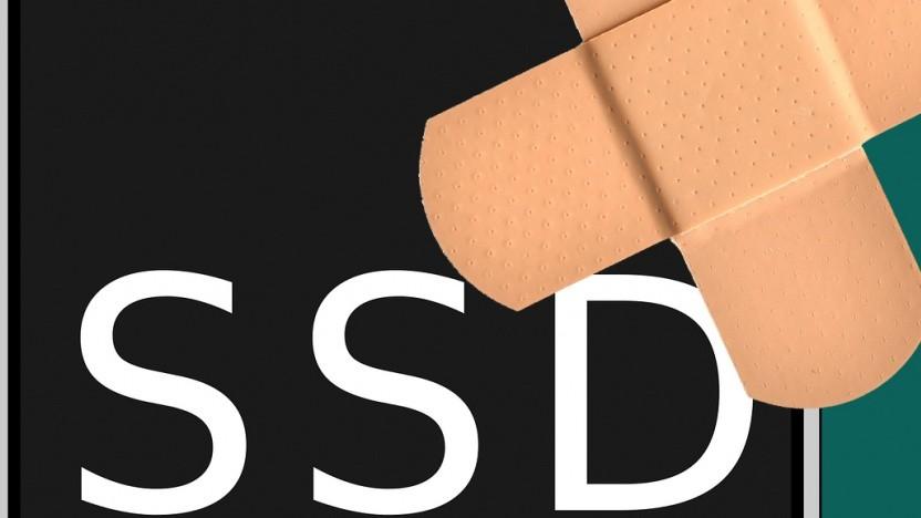 Microsoft behebt Probleme mit einigen SSDs.
