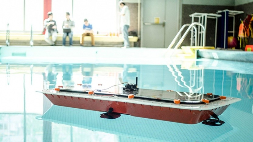 Autonom fahrendes Boot des MIT: neue Fertigungsmethode, ein verbessertes Rumpfdesign, bessere Algorithmen