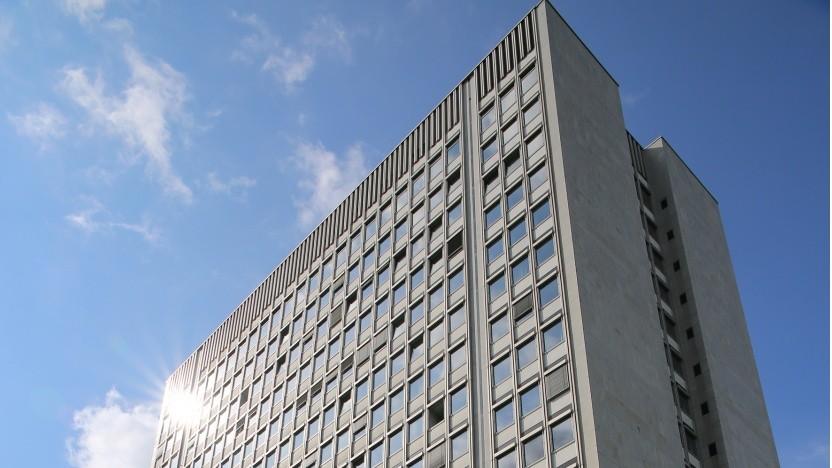 Das Gebäude der Bundesnetzagentur