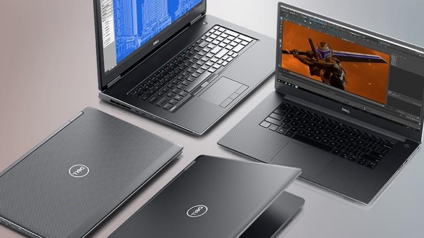 Dells neue Precision-Laptops gibt es neben Windows künftig auch mit Linux.