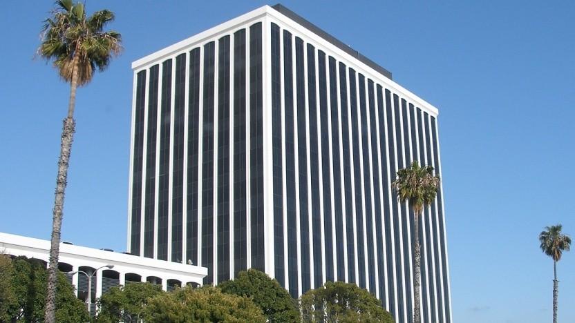 Der Hauptsitz von Icann in Marina del Rey