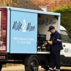 Elektrotransporter: Britische Milchmänner fahren deutsche Streetscooter