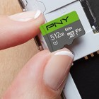 Storage: PNYs Micro-SD-Karte speichert ein halbes Terabyte