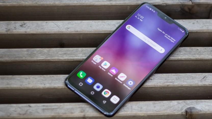 Das neue G7 Thinq von LG
