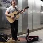 Tap-to-pay: Londons Straßenmusiker akzeptieren bargeldlose Spenden