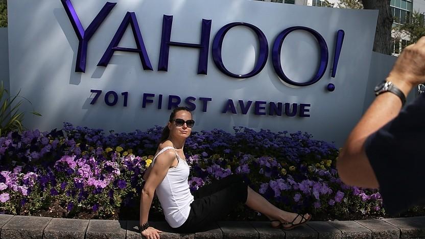 Yahoo wurde in der Vergangenheit mehrfach gehackt.