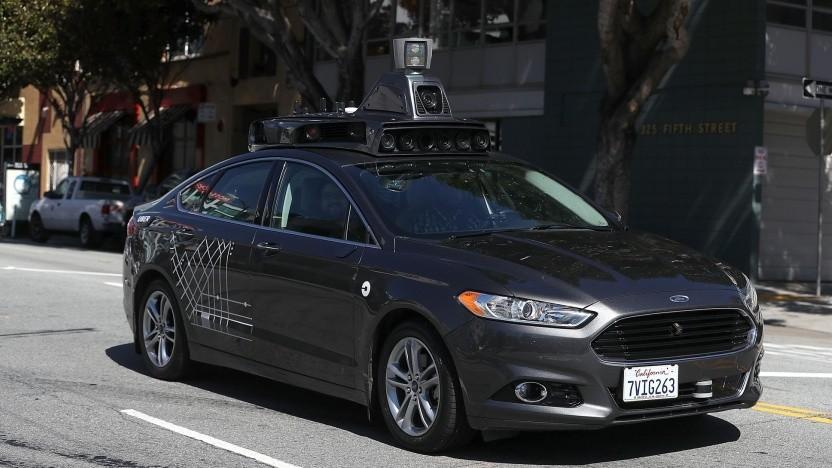 Selbstfahrendes Auto von Uber: größtes Mitfahrnetzwerk der Welt