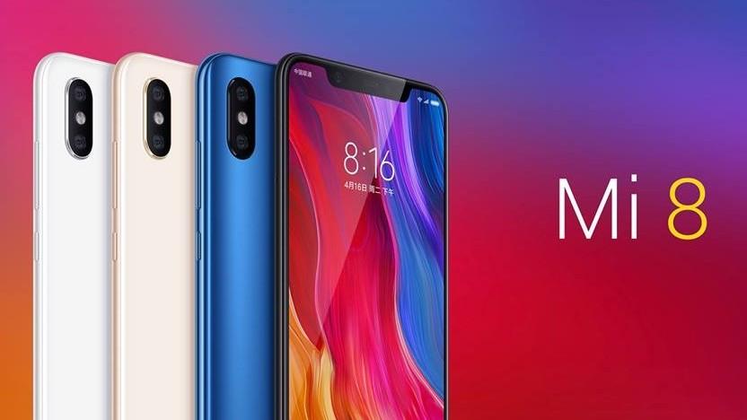Das neue Mi 8 von Xiaomi hat ein prominentes Vorbild.