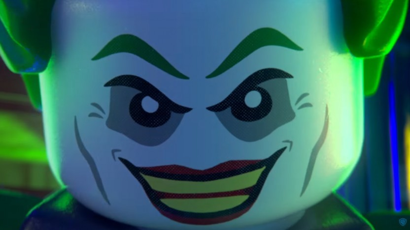 Artwork von Lego DC Super Villains