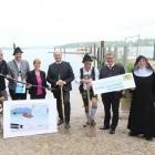 Seekabel: Telekom stattet bayerische Insel mit FTTH aus