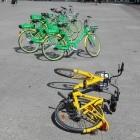Nextbike, Lidl-Bike, Mobike, Obike, Lime: Berlin wird von Smartphone-Leihrädern überschwemmt
