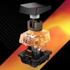 Titan Switch Tactile: Roccat präsentiert mechanischen Tastaturschalter