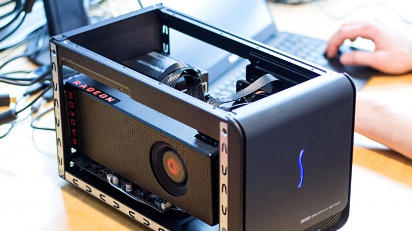 Sonnet eGFX Breakaway Box 650 (Test-Video)