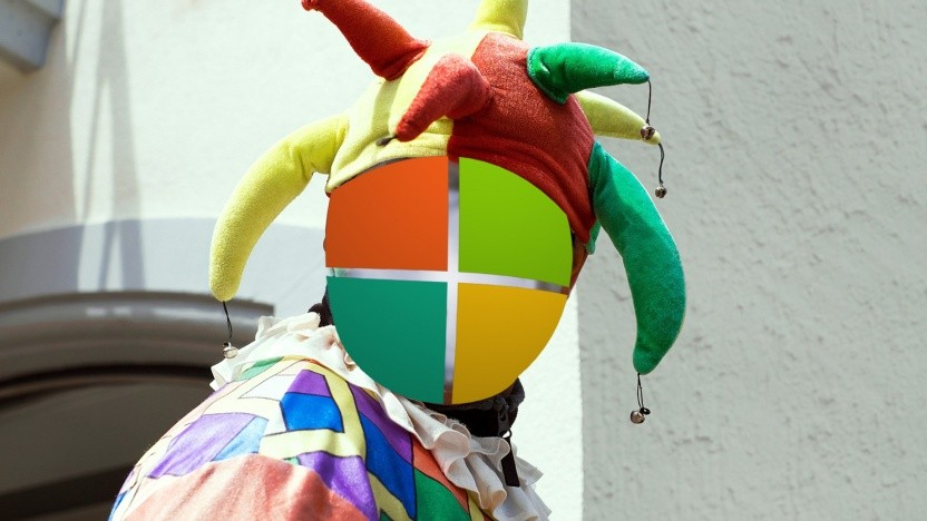 Windows 10 1803 ist ein schlechter Scherz.