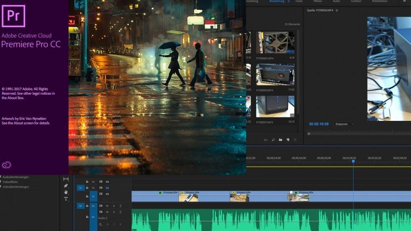 Adobe Premiere mit Quicksync: Intels Grafikeinheit schlägt