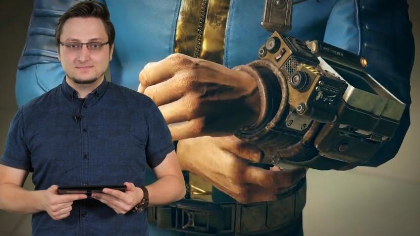 Pip-Boy statt Smartphone: Fallout 76 angekündigt
