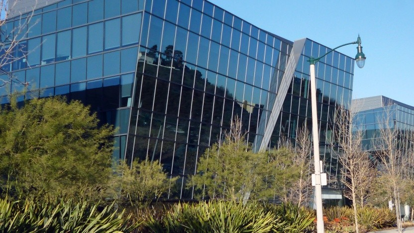 Hauptsitz der Icann in Los Angeles