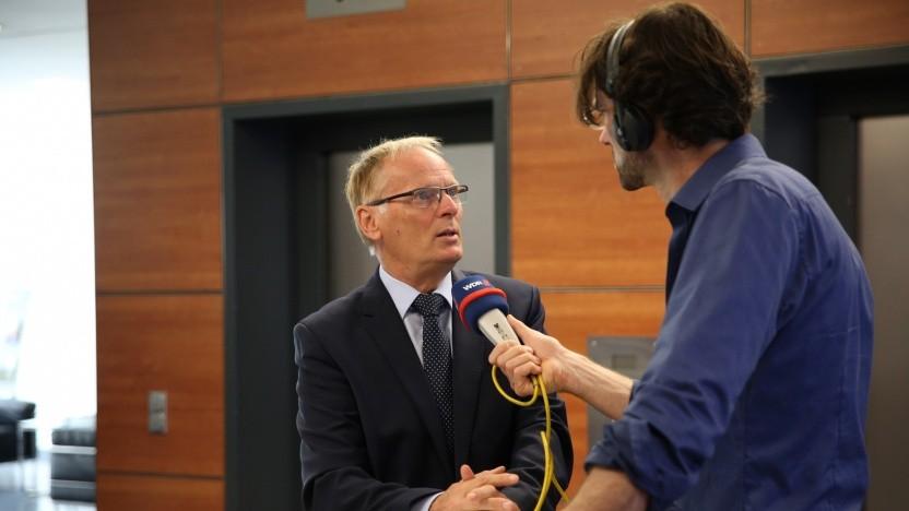 Jochen Homann, der Chef der Bundesnetzagentur, im Interview