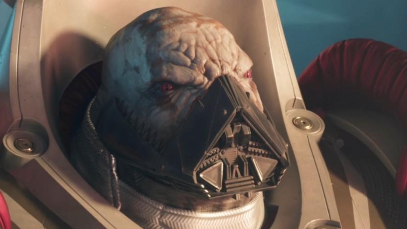 Screenshot aus der Kampagne von Destiny 2.