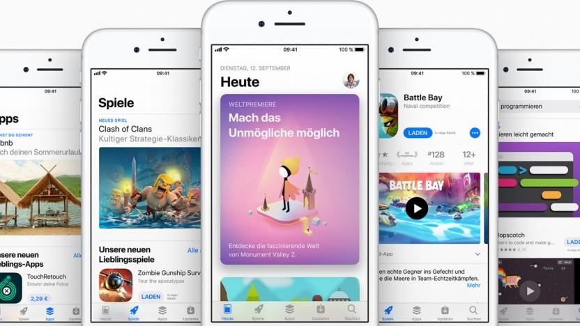 Apples App Store