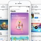 Apps: Apple plant Anzeigennetzwerk mit Snap und Pinterest