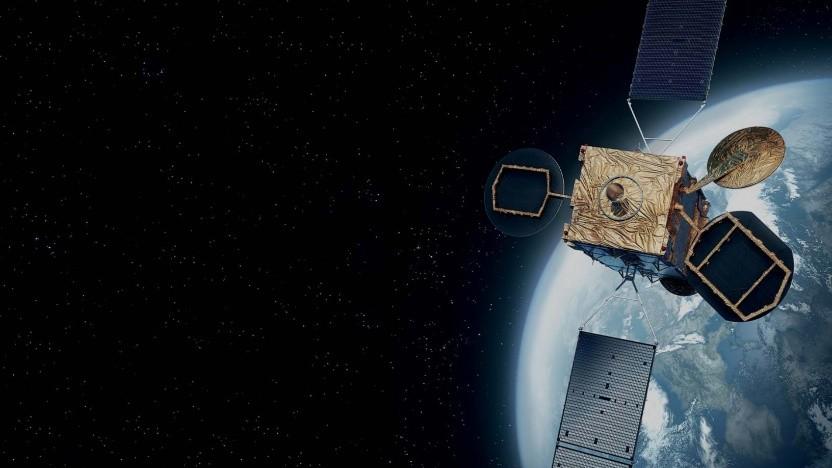 Grafik von Eutelsat