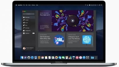 MacOS 10.14 Mojave kommt im Herbst 2018.