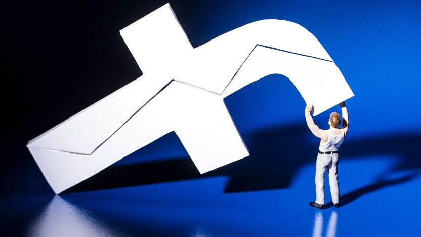 Facebook steht wegen eines neuen Datenskandals unter Druck.